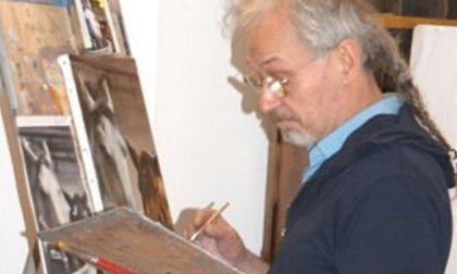 Lecco e il mondo dell'arte piangono Vittorio Martinelli