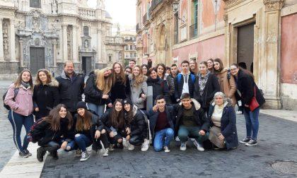 """""""Mobilità"""" in Spagna per le studentesse del Bertacchi"""