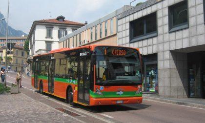 Non solo sciopero dei treni venerdì, il 13 bus fermi a Lecco e hinterland