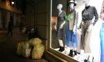 Rivoluzione rifiuti a Lecco: niente più sacchi la sera nel centro storico