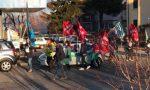 Sanità privata: presidio dei sindacati davanti a La Nostra Famiglia