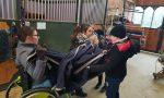 Progetto equitazione scuola primaria Olgiate Molgora FOTO