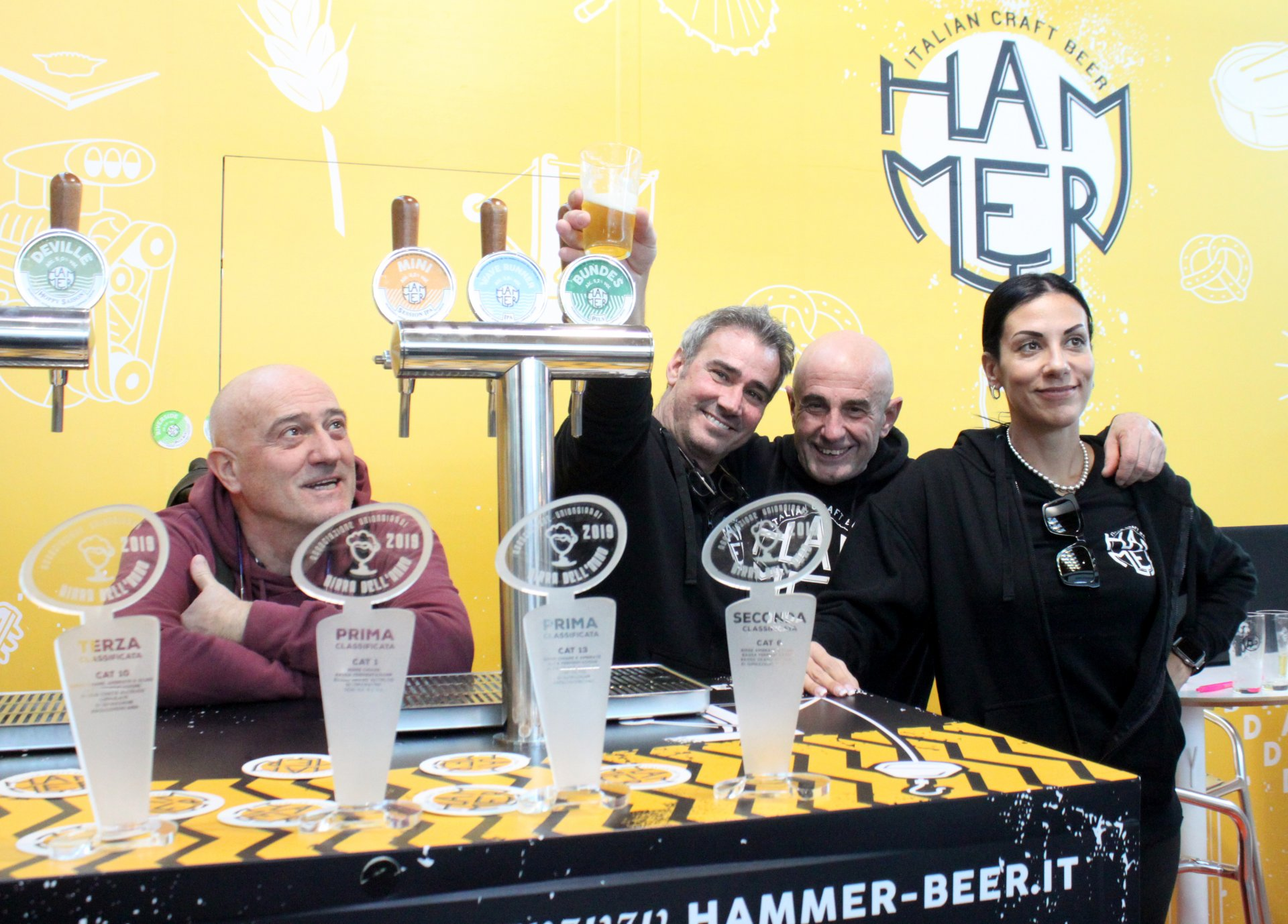 Birrificio dell'anno: il secondo posto è di Hammer | La classifica