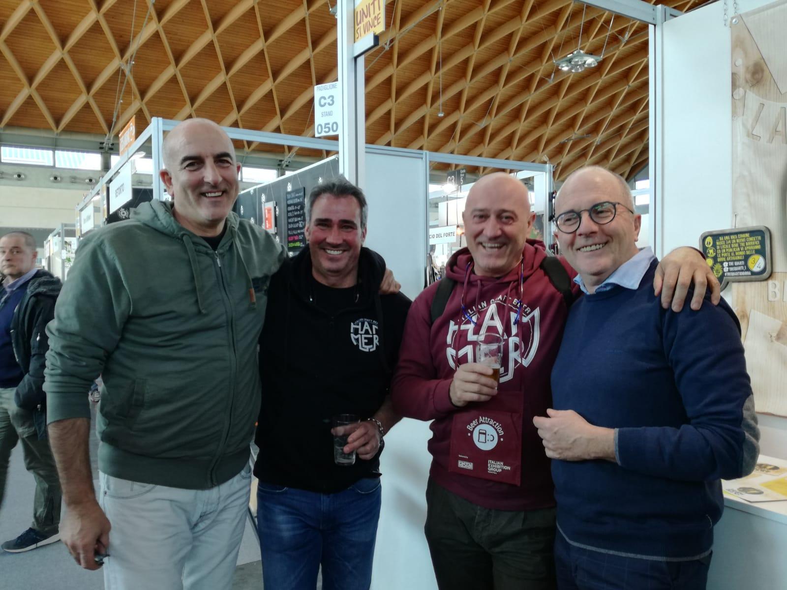 Emanuele Longo, Roberto e Fausto Brigati, Fulvio Nessi