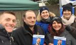 Salvini non mollare: leghisti lecchesi mobilitati FOTO