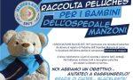 I tifosi blucelesti raccolgono peluches per i bimbi dell'ospedale di Lecco
