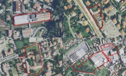 Sono 57 le aree abbandonate nel Lecchese
