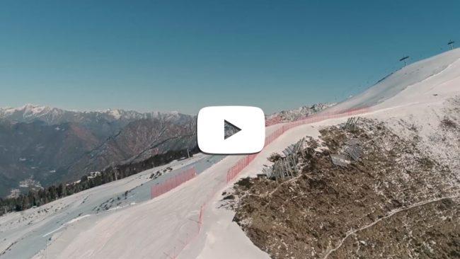 #Amicidellaneve Alpe di Mera: a tutto sport tutto l'anno VIDEO