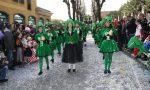 Il Carnevalone oggionese ha dato inizio alla settimana grassa FOTO e VIDEO
