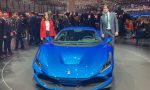 L'azienda Fontana al Salone di Ginevra per la presentazione della nuova Ferrari