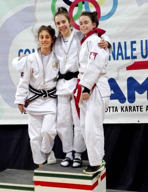 Martina Mariani domina il Primo Trofeo internazionale Umbria Judo