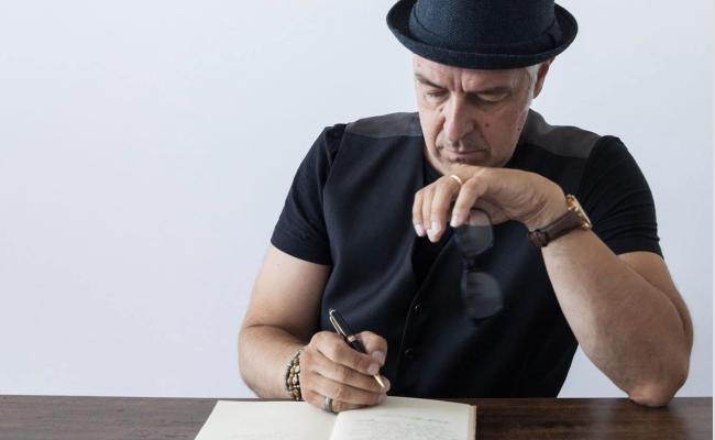 """Continua il """"Tour de Nocc"""" di Davide Van De Sfroos INTERVISTA ESCLUSIVA"""