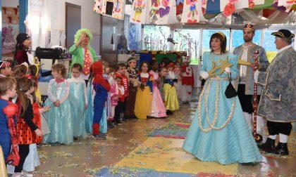 Settimana del Carnevalone con Re Resegone e Regina Grigna in tour negli asili di Lecco