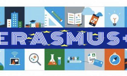 """Al Liceo Agnesi riparte il programma """"Erasmus +"""" FOTO"""