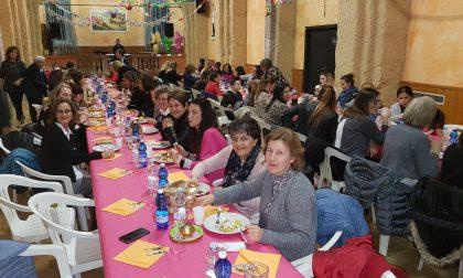 Festa delle donne, cibo e musica a Cortenuova FOTO