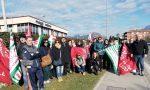 Secondo giorno di sciopero alla Maggi Catene FOTO E TESTIMONIANZE