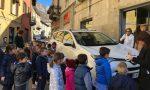 Traffico in tilt per le vie di San Giovanni a Lecco