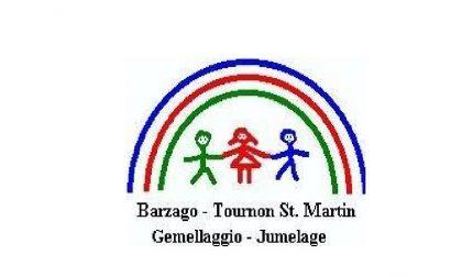Il gemellaggio fra i barzaghesi e Tournon St. Martin