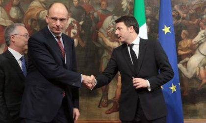"""Letta e Renzi si incrociano… """"serenamente"""" a Lecco"""
