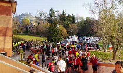 Camminata da record a Montevecchia, 4mila i partecipanti FOTO