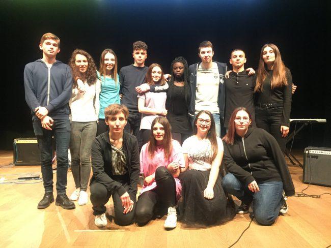 Shakespeare a Merate con gli studenti del Viganò FOTO