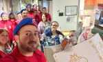 Il gran cuore dei City Angels: uova di Pasqua ai bimbi in ospedale e ai senzatetto FOTO