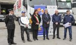 Cancro Primo Aiuto e Netweek insieme per il Veneto: consegnati gli aiuti agli alluvionati