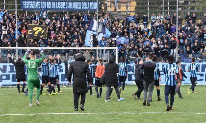 """Calcio Lecco è """"C"""" la festa! TUTTE LE FOTO"""