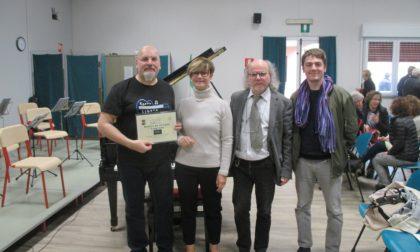 Corde Libere vince la borsa di studio dedicata a Luigi Sala FOTO