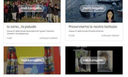 """Ultimi giorni di voto per il concorso scolastico """"L'acqua nella mia Provincia: tra passato e futuro"""""""