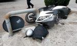 Schianto auto moto, centauro in ospedale FOTO