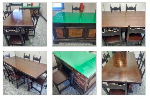 La Provincia di Lecco mette in vendita tavoli, sedie ...