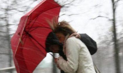 Nubifragi, grandine e forte vento: attenzione al meteo nelle prossime ore