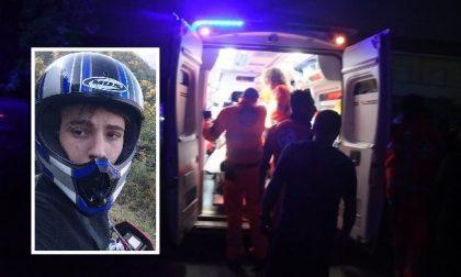 Incidente mortale a Imbersago, ha perso la vita un diciannovenne di Calco