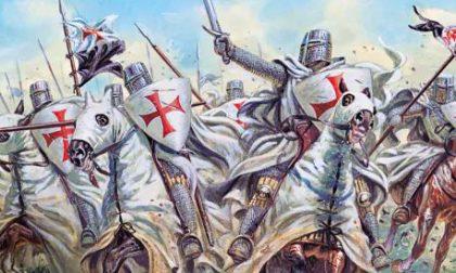 I Templari sono sul Lago! Salto nel tempo con la cerimonia di investitura