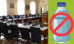 Lecco: consigli comunali e giunte saranno plastic free