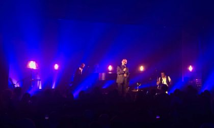 Enrico Ruggeri incanta Lecco  sul palco del Palladium