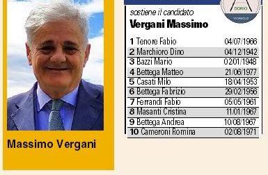 Elezioni Dorio: Vergani vince per una manciata di voti