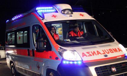 Finisce in ospedale per un infortunio un 41enne SIRENE DI NOTTE