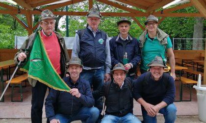 Rubati cappelli e gagliardetti degli alpini dopo l'adunata del centenario