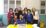 Grande festa a scuola per il sindaco Ceroli FOTO