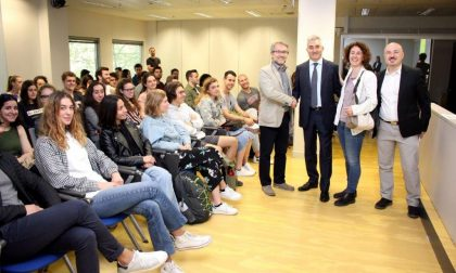 Studenti del Politecnico di Lecco in visita a Palazzo Pirelli