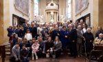 Anniversari di nozze in chiesa parrocchiale a Merate