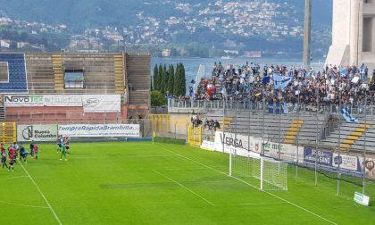 Derby Como-Lecco, oggi in vendita gli ultimi 200 biglietti