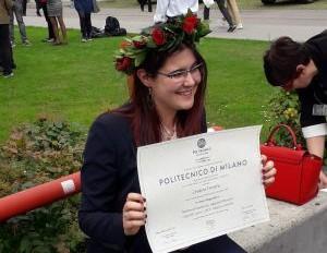 Politecnico Milano Calendario.Ottiene Due Lauree In Un Colpo Solo Al Politecnico Di Milano