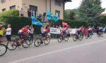 Funzione Pubblica Cgil al Giro d'Italia per protestare FOTO