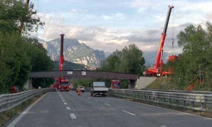 """Il """"film"""" del varo del ponte di Annone nelle spettacolari immagini di Anas VIDEO"""