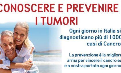 Una serata per conoscere e prevenire i tumori