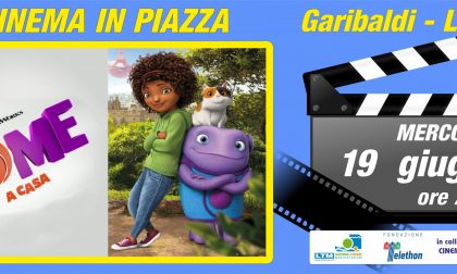 Domani torna Cinema all'aperto in piazza a Lecco