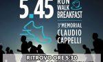 Run, Walk, Breakfast – Memorial Claudio Cappelli: tutti in pista… all'alba
